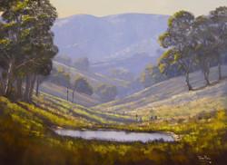 John Rice - Morning Light, Grattai