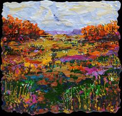 Nancy Overbury - Autumn Marsh