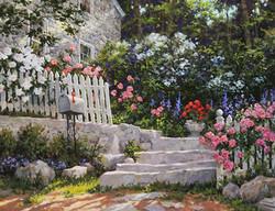 Barbara Nuss - Aimee's Garden
