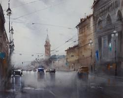 Ilya Ibryaev - Nevsky Prospect (St. Petersburg)