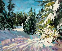 Brian Simons - Snow Drive
