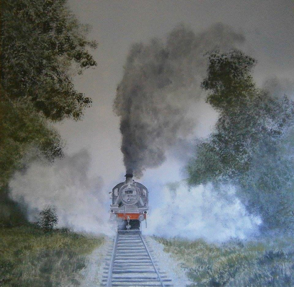 Andy Davis - Letting Off Steam