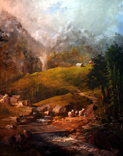 J. Richards, Jr. - Alpine Reverie