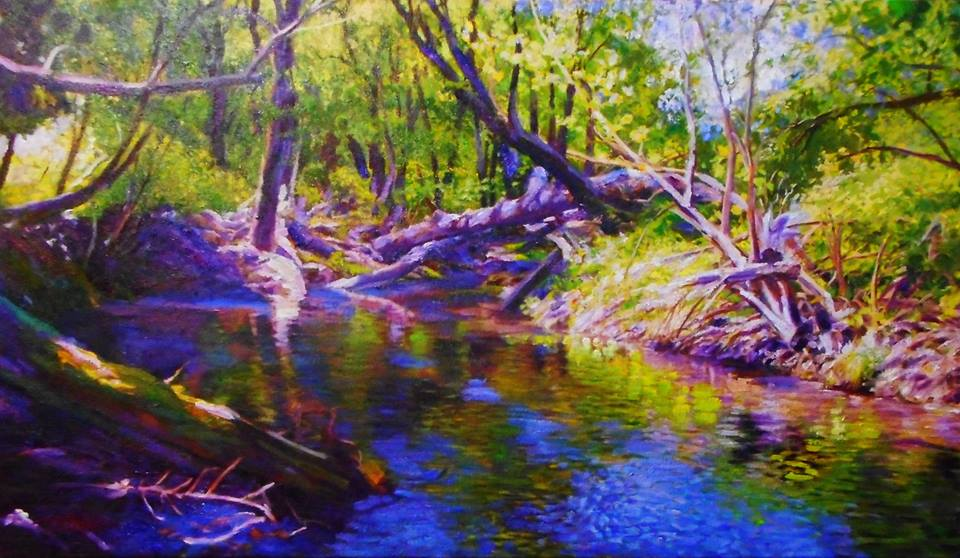 Timothy David Dixon - Sonoma Creek #2