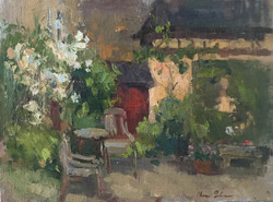 Oksana Johnson - In the Garden