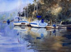 Joe Cartwright - McCarrs Creek, Pittwater