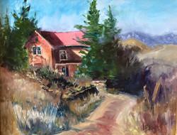 Louise Sackett -  King Place on Hillsboro NM