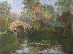 Oksana Johnson - A Bridge