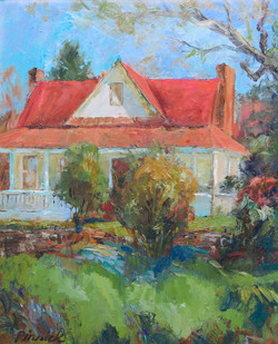 Brenda Pinnick - Cagle Farm House