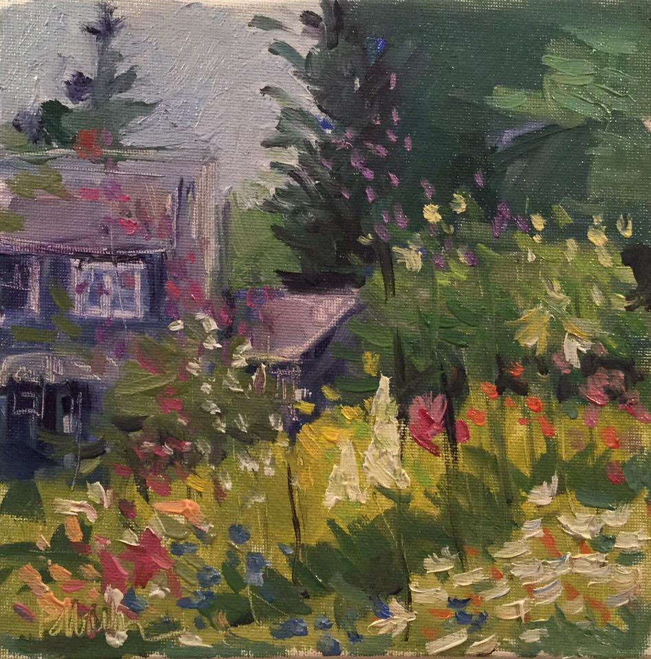 Barb Walker - Thuya Gardens, Northeast Habor, Maine