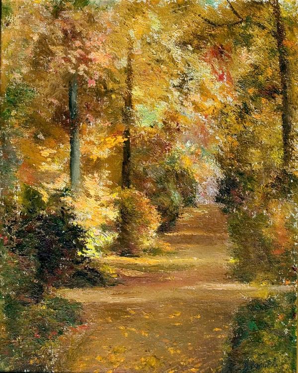 Vladimir Volosov - Autumn Palette