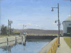 Matt Chinian - Champlain Canal Lock #5 Stillwater, NY.