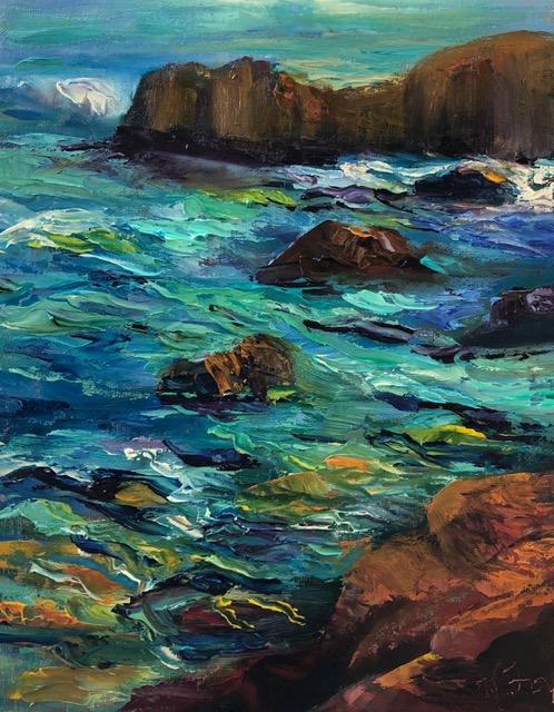 Kathy Fox Weinberg - Just Water