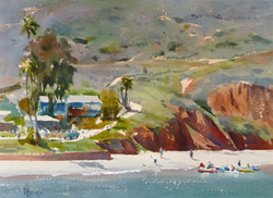Andy Evansen - Coming Ashore, Two Harbors.jpg
