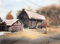 Dominik Baricevic - The Soft Sheds