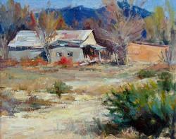 Richard Alan Nichols - Old Taos Farm