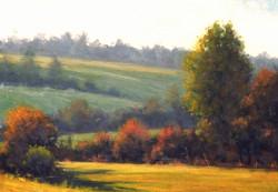 Mark Saenger - Early Autumn Morning