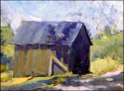 Margie Lakeberg - Along a Very Quiet Road