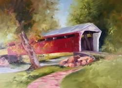 Donna Pierce-Clark - Eldean Bridge