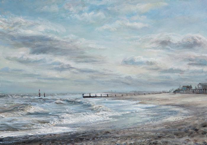 Sarah Spencer - Southwold Beach