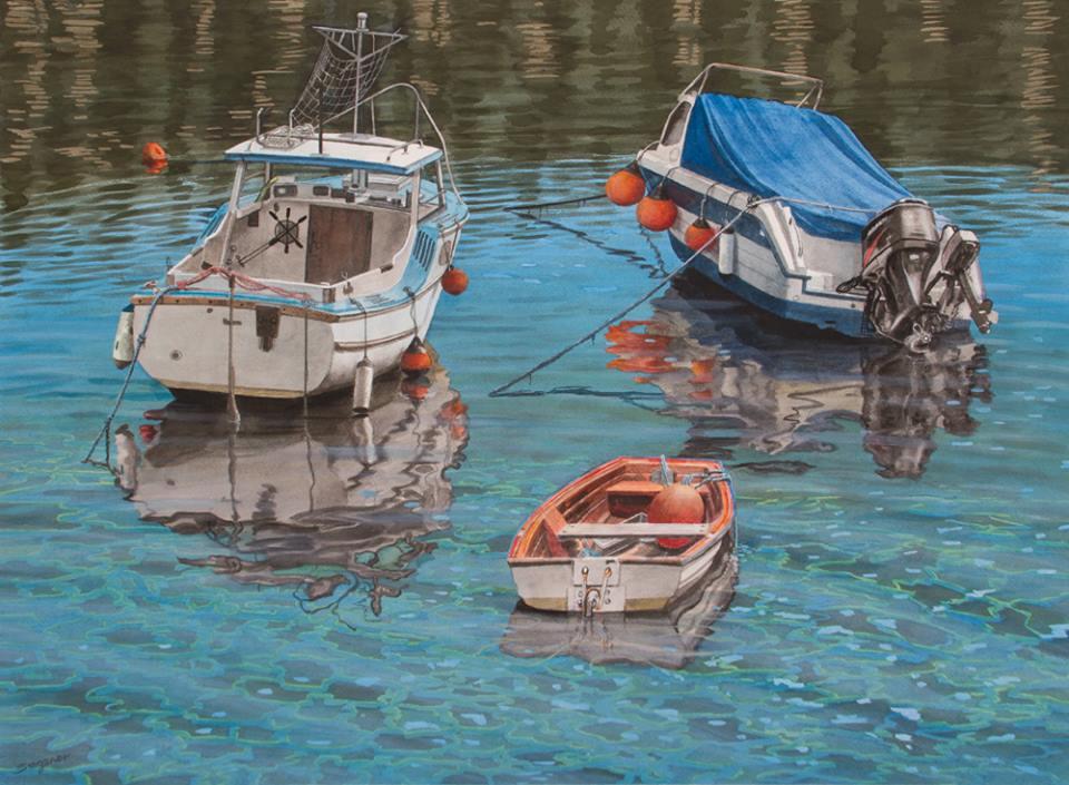 Freda Surgenor - On the Low Tide