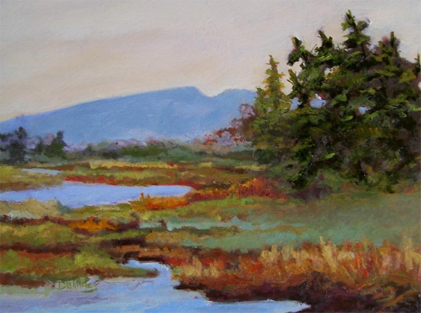 Alicia Drakiotes - Mt. Desert Morning II