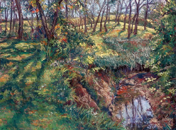 Chris Willey - Marr Creek, September
