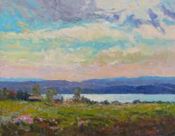 Ramona Dooley - Shimmering Lake