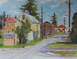 Kathie Odom - Small-town Colors