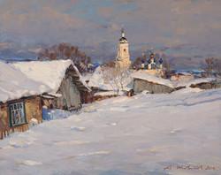 Alexander Shevelev - Winter Plow