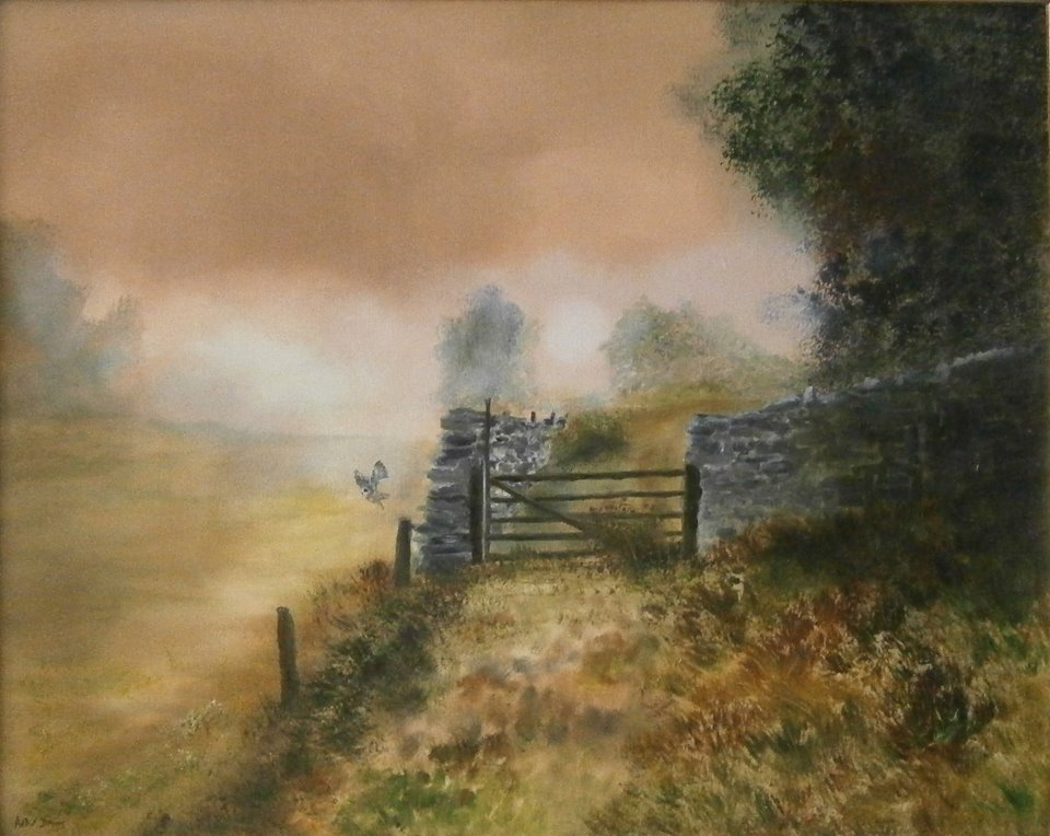Andy Davis - The Gate