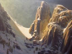 Joseph McGurl - Sun, Wind and Snow, Yosemite