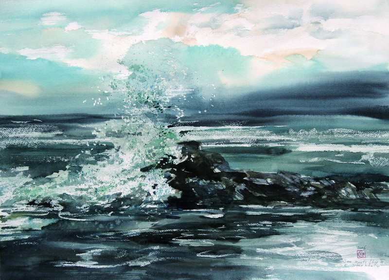 Konstantin Sterkhov - Sea Meets Sky 5