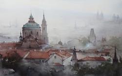 Ilya Ibryaev - Morning in Prague