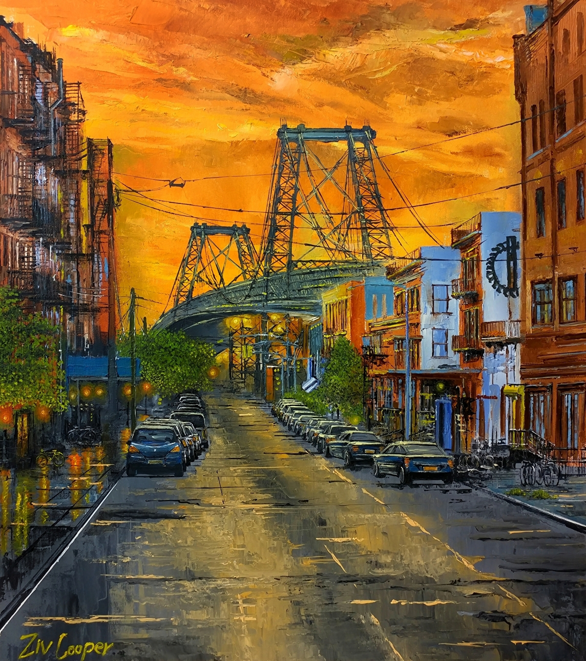 Ziv Cooper - Under the Bridge