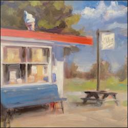 Margie Lakeberg - Roadside Oasis