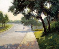 Janet Broussard - Morning Walk