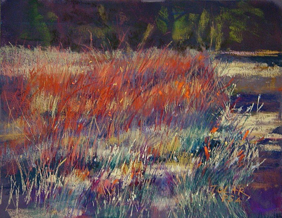 Jude Tolar - Autumn Grasses