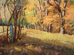 Ed Cahill - Colors of Fall