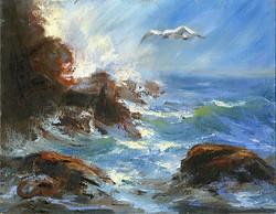 Sharon Abbott-Furze - Windswept