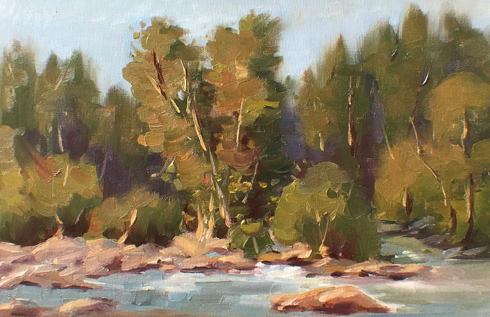 Igor Staritsin - Lynn Creek