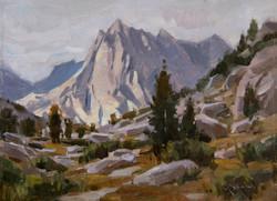 Mitch Baird - Early Light, Sierras