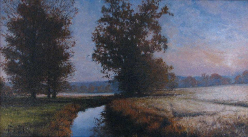 Paul Flury - October Frost