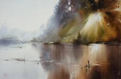 Ilya Ibryaev -  Reflection in Water