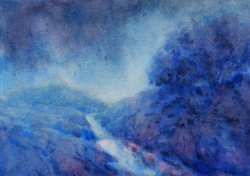 Virgil Carter - Hill Country Storm, No. 1