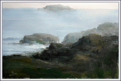 Alex Perez - Foggy Coast