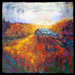 Nancy Overbury - Owen's Barn