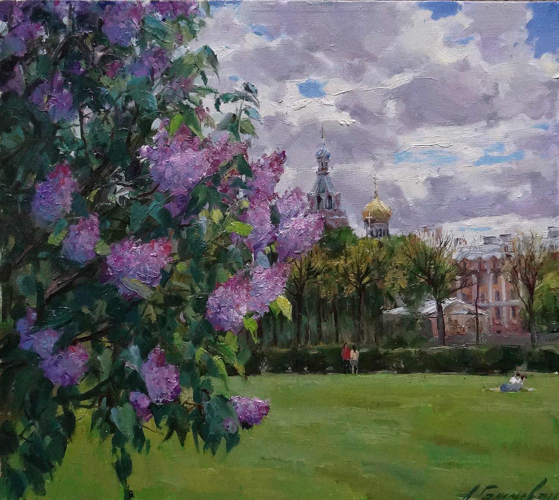 Azat Galimov - Petersburg Spring