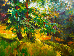 A.S. Helwig - Cottonwood Breezes