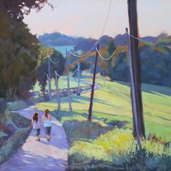 David Barber - Walking Home